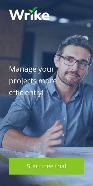Wrike Manage Your Project